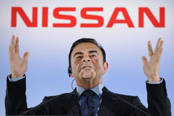 Carlos Ghosn. (AFP Photo)