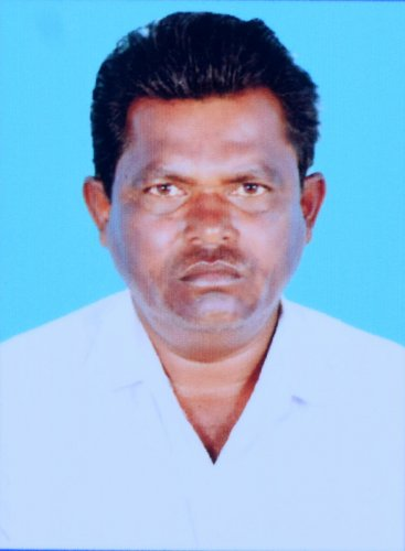 Shekaraiah Bidnal