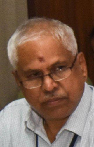 Chandrakanth M G