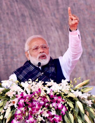 """CPI(M) has described the Narendra Modi government's announcement to earmark 10% reservation for economically backward people as a repeat of an """"electoral gambit"""" the BJP played during Atal Bihari Vajpayee government's decision in 2003 before elections. PT"""