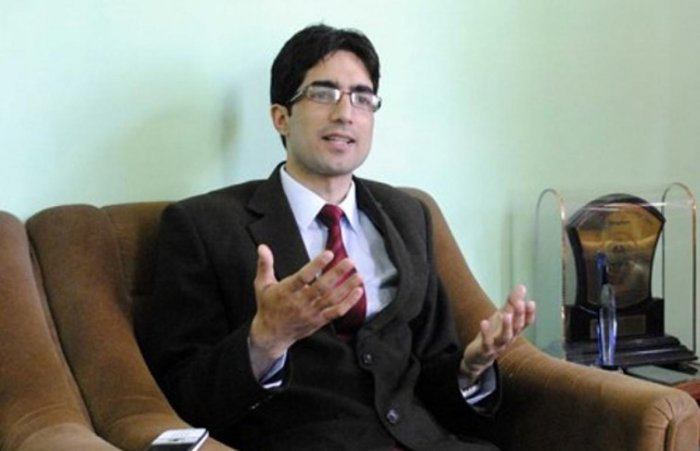 Shah Faesal. File Photo