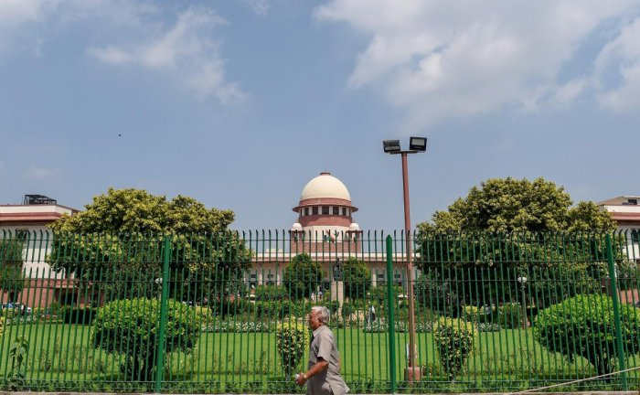 The Supreme Court on Wednesday pulled up the Jammu and Kashmir government for seeking adjournment in hearing on a plea questioning validity of state legislation, that allowing the descendants of those who migrated to Pakistan to return back. PTI File Photo