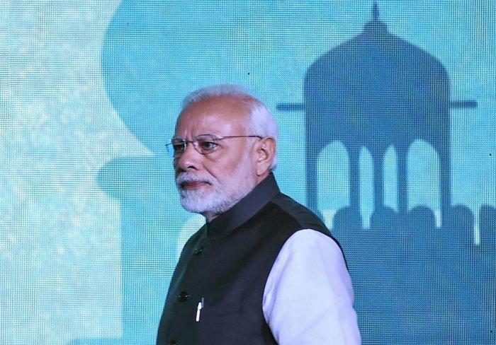 Prime Minister Narendra Modi. Reuters Photo