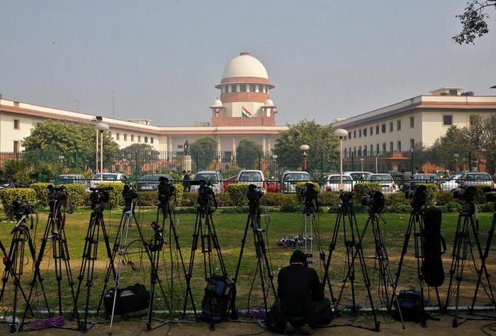The Supreme court. Reuters file photo