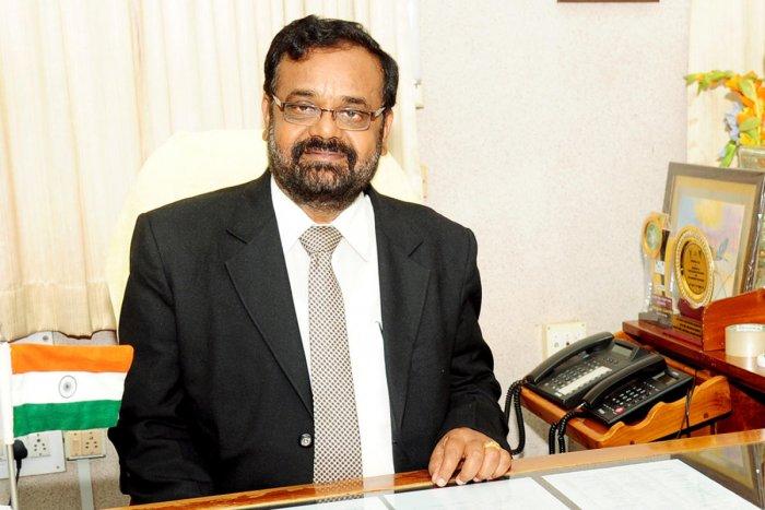 Dr Pallem Chowdappa