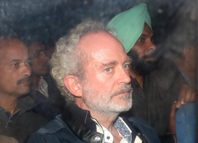The British High Commission had sought consular access to Michel after he was arrested in the first week of December. PTI file photo