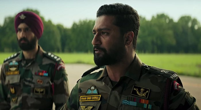 Uri movie review: war in the time of polls | Deccan Herald