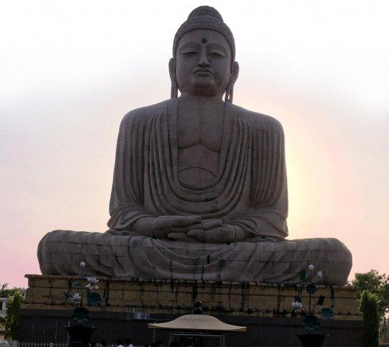 The Big Buddha, Bodh Gaya