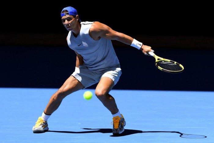 Rafael Nadal. AFP file photo.