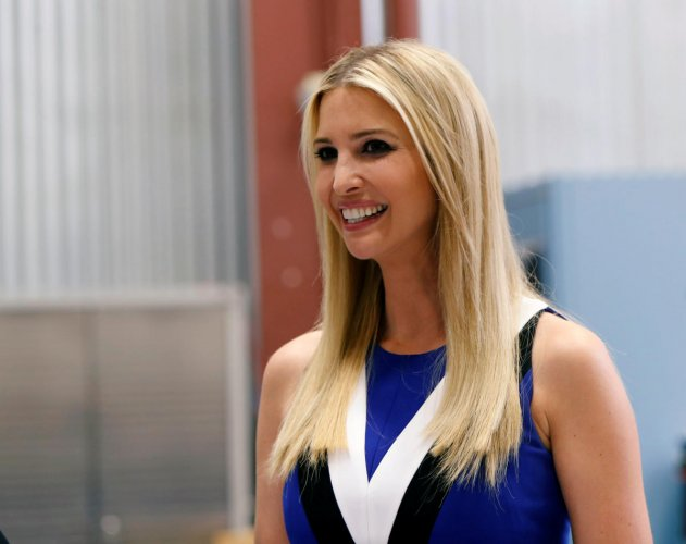 Ivanka Trump. Reuters file photo