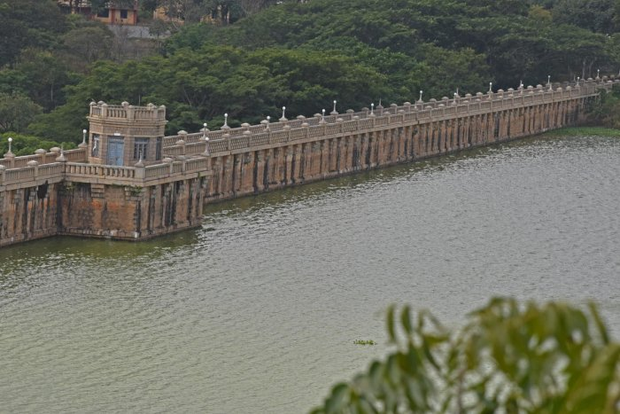 The Thippagondanahalli reservoir. DH FILE PHOTO