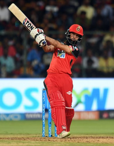 Royal Challengers Bangalore will be buoyed by Moeen Ali's recent form with bat and ball. DH FILE PHOTO
