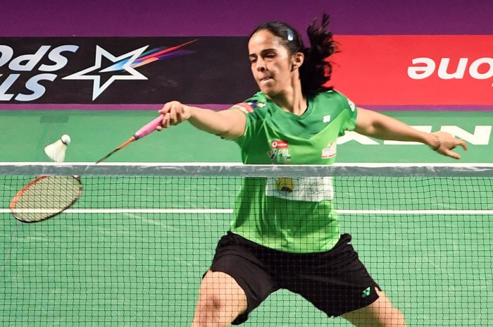 TOUGH ROAD AHEAD Slowly finding her way back from injury, Saina Nehwal says she would be selective of tournaments this season. DH PHOTO