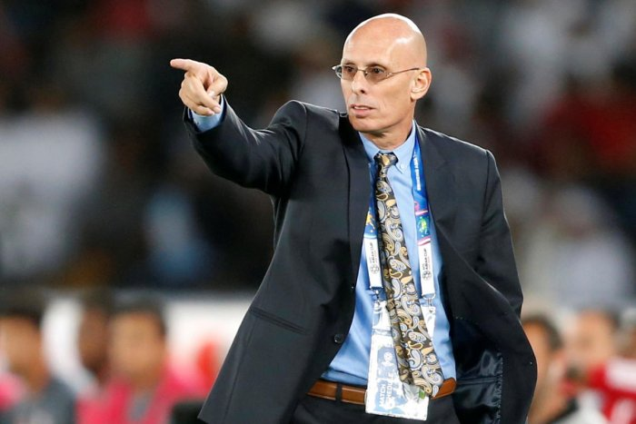 India coach Stephen Constantine steps down as Indian football team's coach after a four-year stint. REUTERS