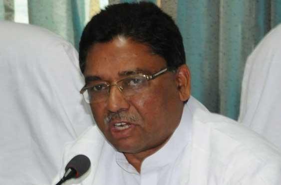 MP V S Ugrappa. DH file photo