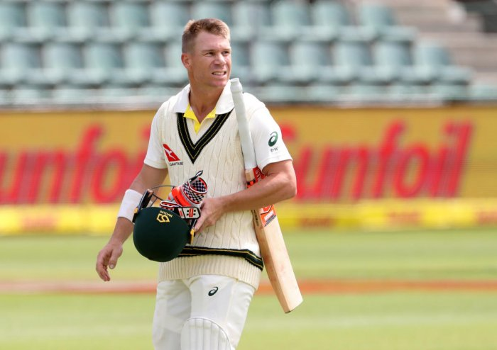 Warner will leave the tournament early to have his injury assessed 8e479a52a432