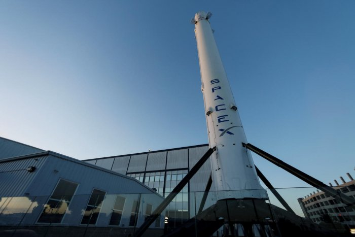 The SpaceX headquarters is shown in Hawthorne, California, U.S. (REUTERS File Photo)