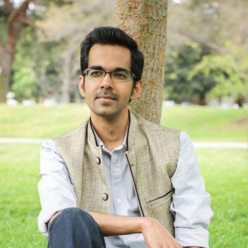 Vinod Krishnan is part of educational startup Indian Raga.