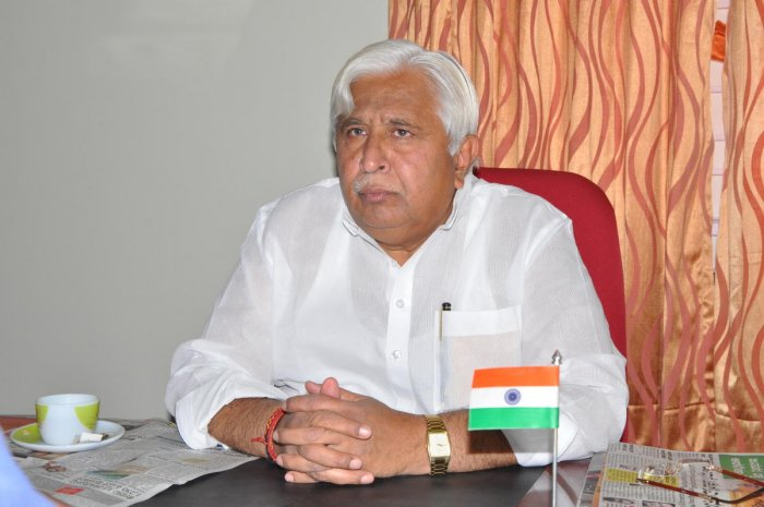 """Speaking after formally taking charge of the post in Bengaluru, Patil said he will strive to ensure that the """"truth"""" on the contribution of the Congress to the country since independence reaches the people."""