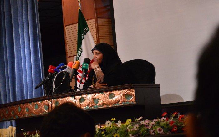 Marzieh Hashemi. Wikimedia photo.