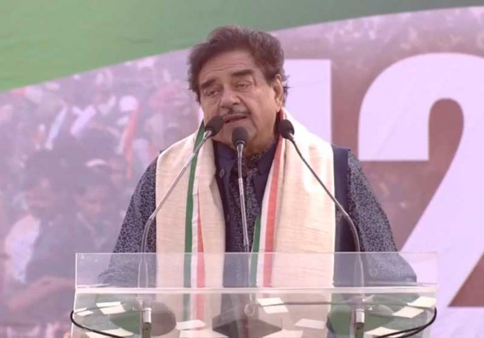 Sinha, a former Union minister and a disgruntled BJP MP from Patna, attended the rally in Kolkata organised by TMC supremo and West Bengal Chief Minister Mamata Banerjee where he reportedly spoke against Modi and the BJP-led government at the Centre.