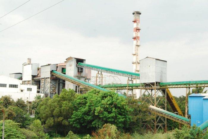 A view of MySugar sugar factory in Mandya. dh file photo