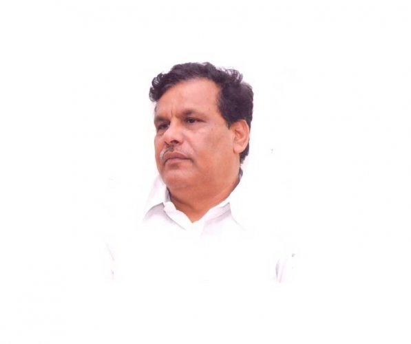 """A day after his expulsion from the Congress, former Union minister Srikant Jena on Sunday said he would expose AICC president Rahul Gandhi to such an extent that he would """"not show his face in public"""" again. Picture courtesy wikipedia"""