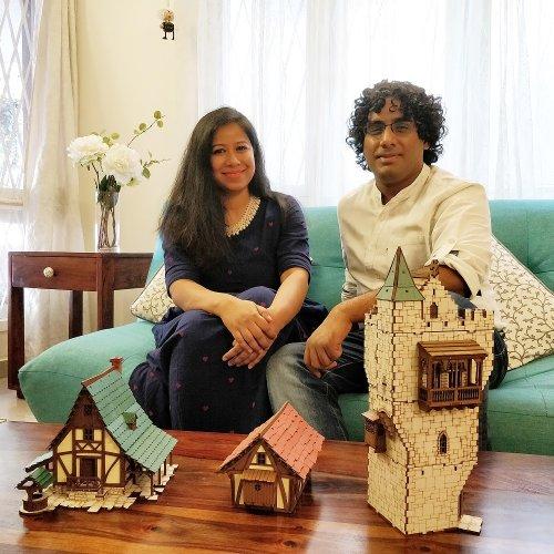 Zoeya and Sunil