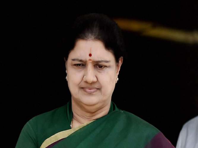 Days after the feud in her extended family came to the fore, deposed AIADMK leader V K Sasikala, jailed aide of late J Jayalalithaa, has slapped a legal notice on her brother V Dhivakaran, asking him to desist from taking her name in his public utterances