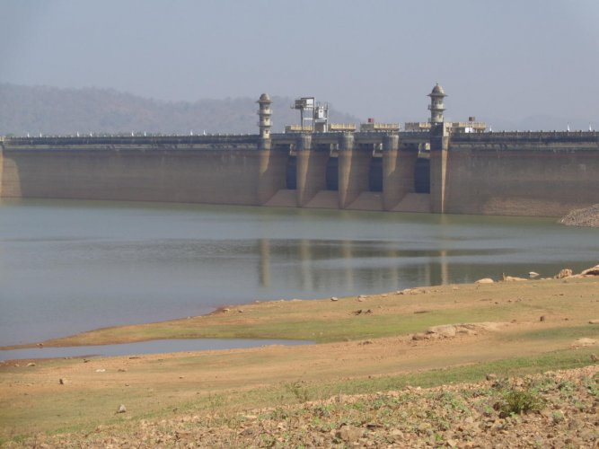 Harangi reservoir. DH file photo.