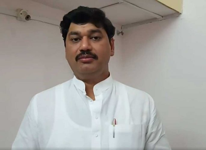 "Dhananjay Munde, who is the Leader of the Opposition in the Maharashtra Legislative Council, also termed as ""shocking"" the claims made by the self-proclaimed US-based Indian cyber expert. (Image courtesy Twitter)"