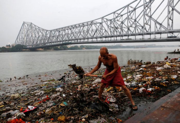 The proceeds will be utilised for the 'Namami Gange' project which has  the twin objectives of making the river Ganga pollution-free and  conservation and rejuvenation. (PTI File Photo)