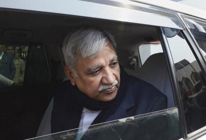 Chief Election Commissioner (CEC) Sunil Arora. PTI File Photo