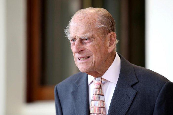 Britain's Prince Philip, Duke of Edinburgh. REUTERS/ File photo