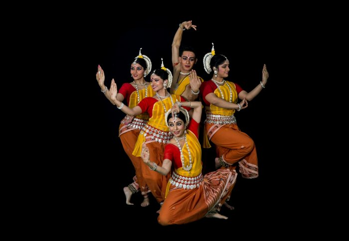 Sharmila Mukerjee and group will present an Odissi recital at 'Dancejathre'.