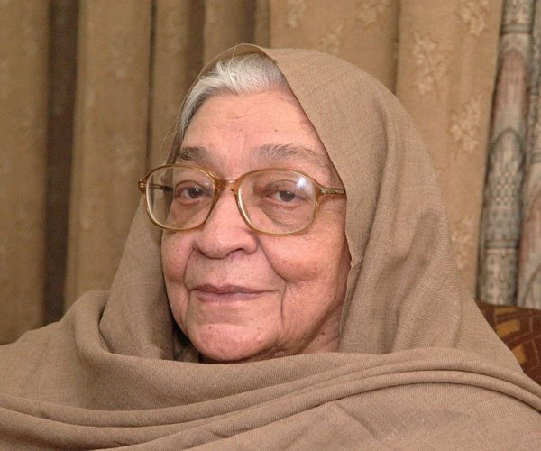 Eminent Hindi author and essayist Krishna Sobti died on Friday in Delhi, family sources said. She was 93.