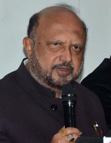 Prafulla Kumar Mahanta. (Photo: Manash Das, Guwahati)