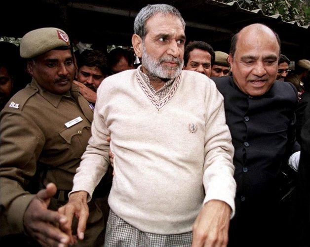 Sajjan Kumar. File photo.