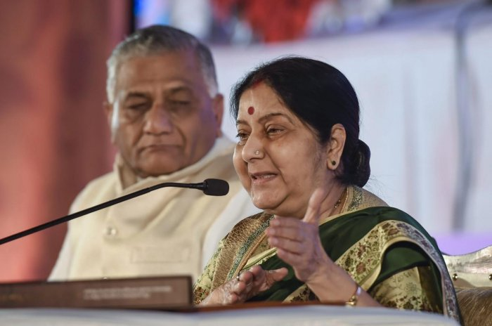 Speaking at the alumni award of the Indian Council for Cultural Relations, Swaraj also said the country has the best of the institutions like IITs, IIMs and NITs that are offering niche courses in biotechnology, solar energy and textile management among o