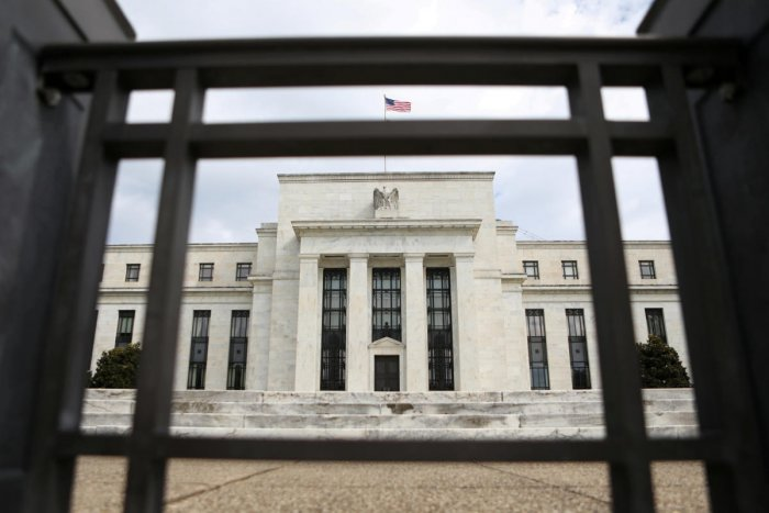The Federal Reserve building is pictured in Washington, DC. Reuters file photo.