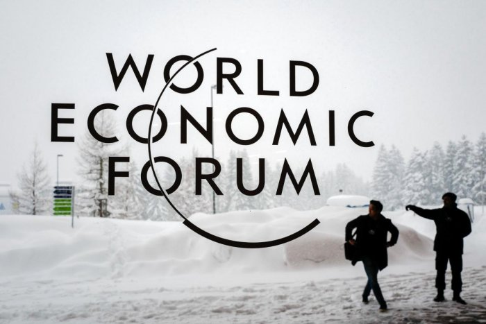 One persistent criticism is that WEF meetings, including this week's main annual gathering in Davos, have simply created a safe space for the corporate world to lobby governments without oversight. AFP Photo.
