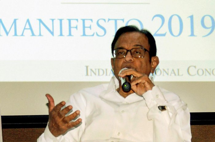 The former finance minister's attack on the government came in the wake of two independent members of the National Statistical Commission. (PTI File Photo)