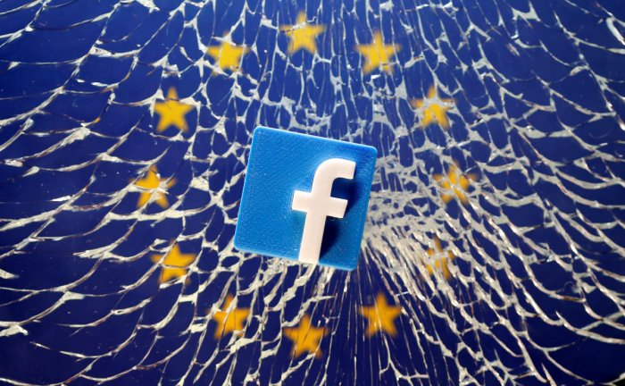 Facebook is looking to rebound from a horrific year marked by a series of scandals over data protection and privacy and concerns that it had been manipulated by foreign interests for political purposes. (Reuters Photo)