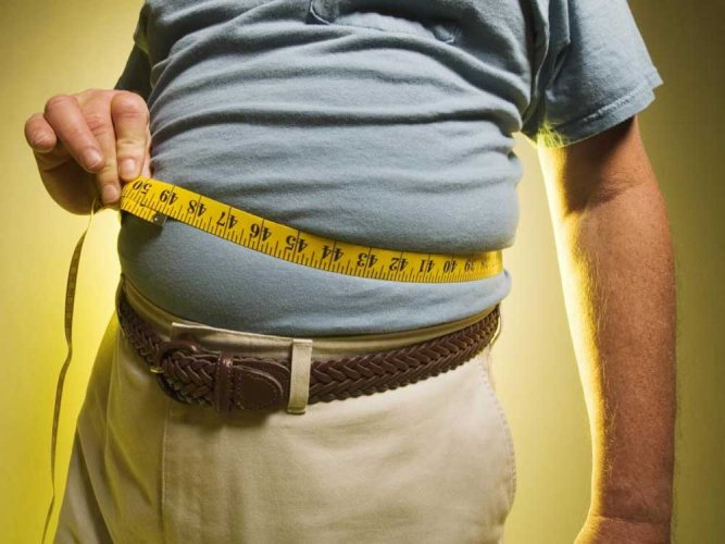 Among the reasons for obesity, Bengaluru doctors say, are fast foods and physical inactivity. (Image for representation)