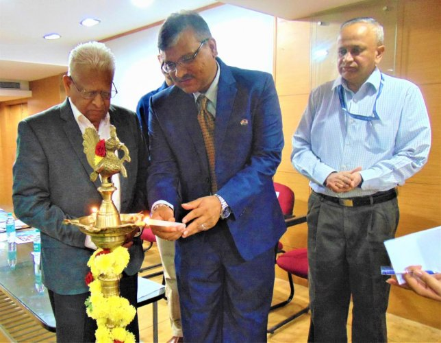 An intercollegiate tech festival was inaugurated at Nitte Meenakshi Institute of Technology on Wednesday.