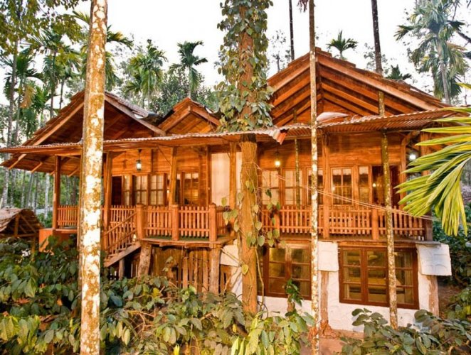 A file photo of a homestay.