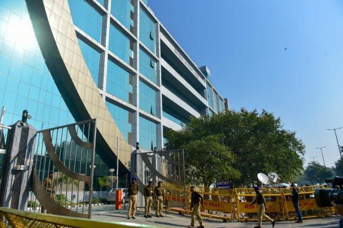Central Bureau of Investigation (CBI) headquarters (PTI File Photo)