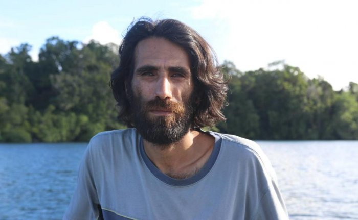 Boochani has been a prominent critic of the treatment of people under Australia's hardline immigration policy. File photo
