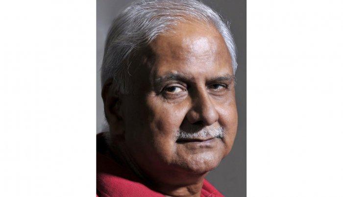 Jagdeep S Chhokar