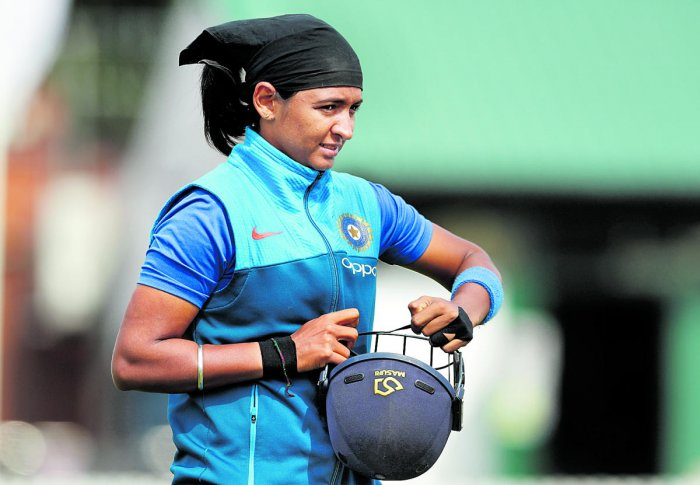 Harmanpreet Kaur, who had a quiet ODI series, will look to make a mark in the T20I series against New Zealand. REUTERS